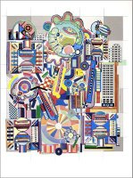 Paolozzi: Turing 6
